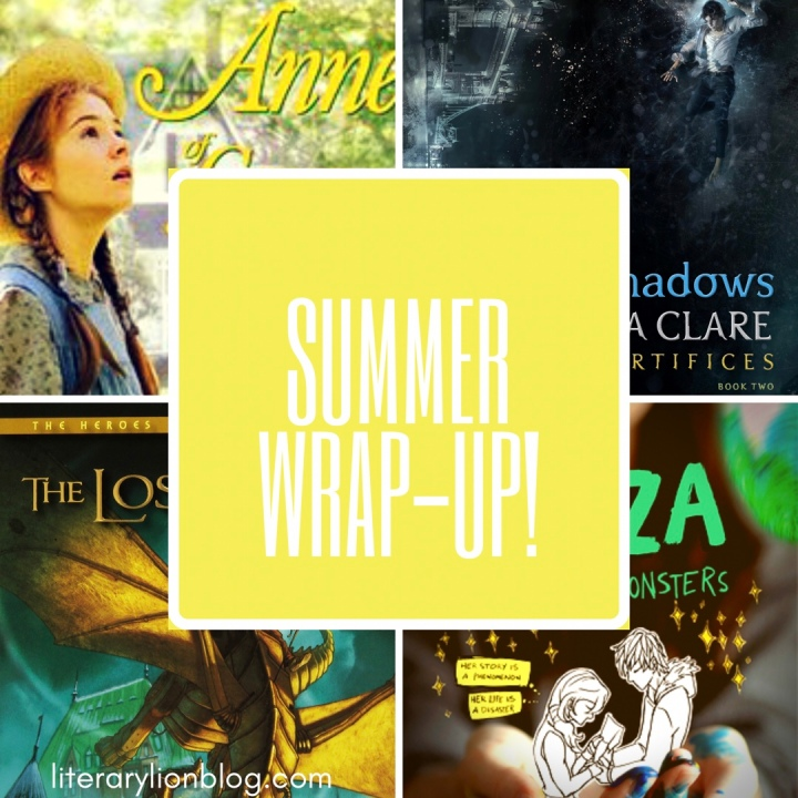 Summer Wrap-Up