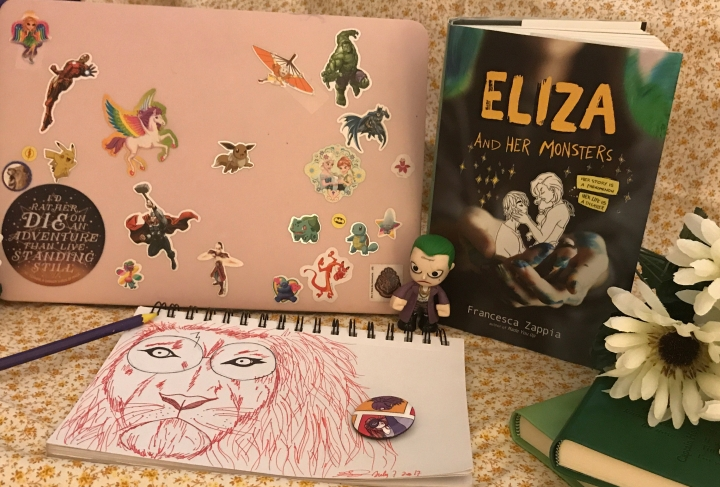 Eliza and Her Monsters by Francesca Zappia| Review /Thoughts