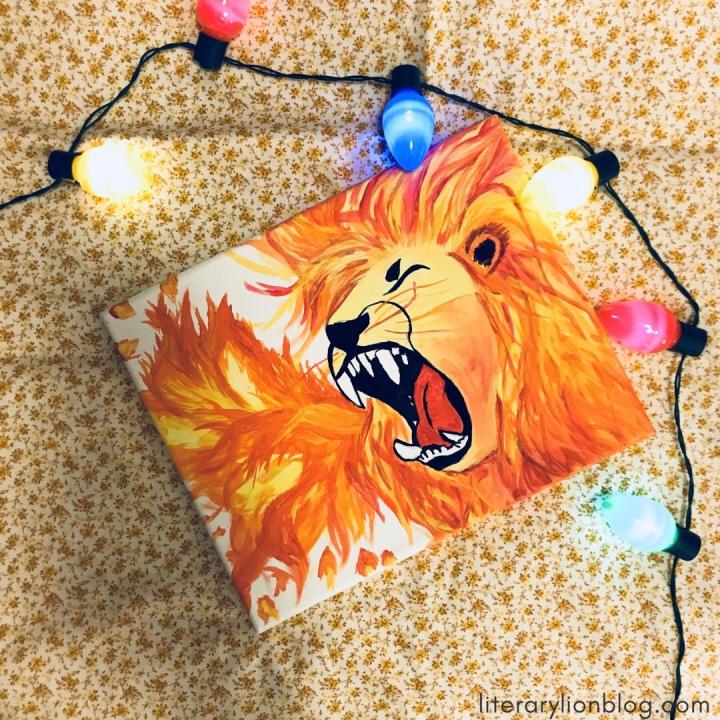 Lion Art |Fire