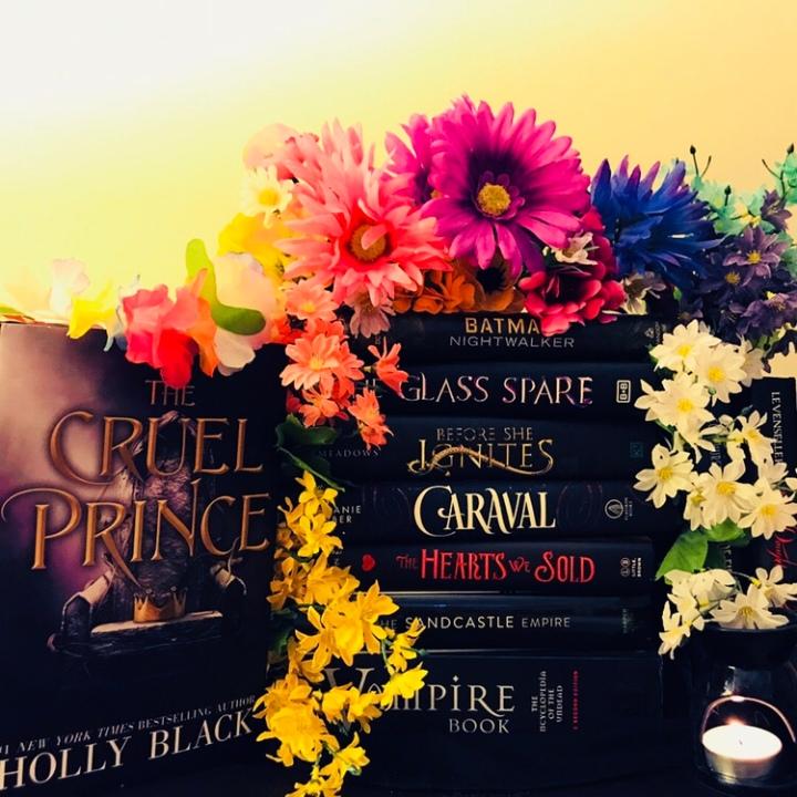 The Cruel Prince by HollyBlack