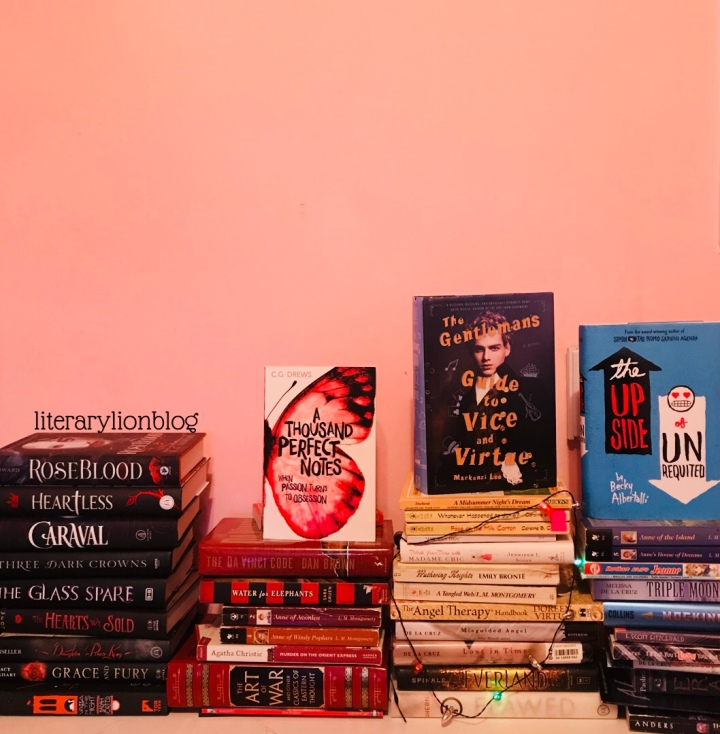 2018 and my Bookish Accomplishments