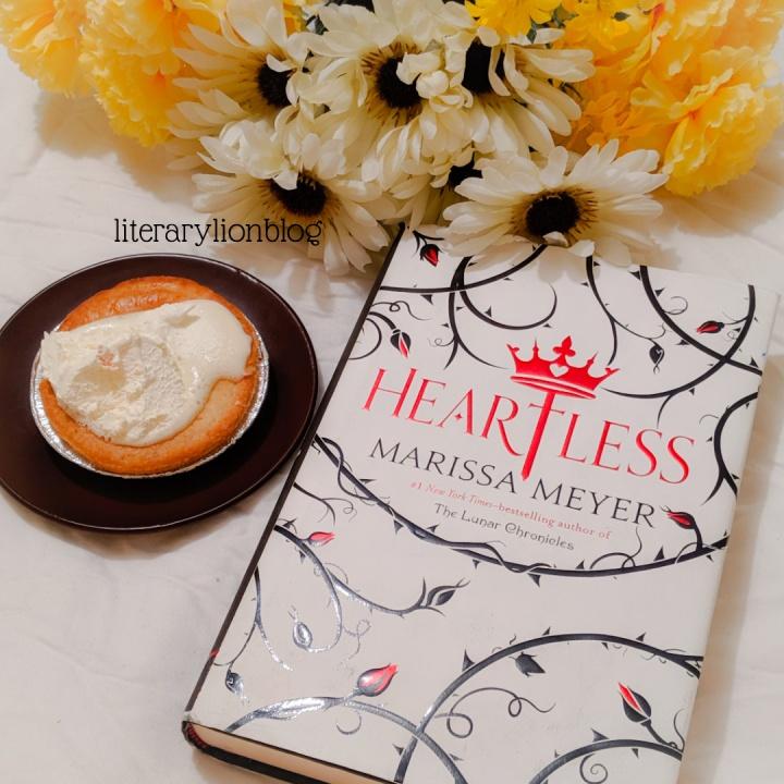 Heartless by MarissaMeyer