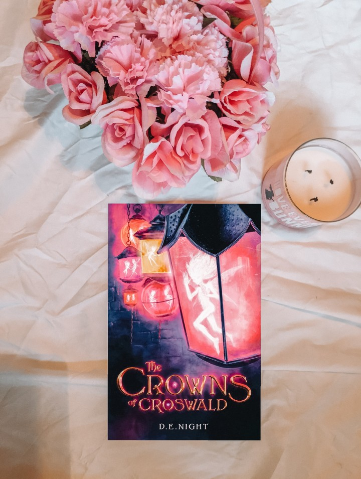 Crowns of Croswald by D.E.Night